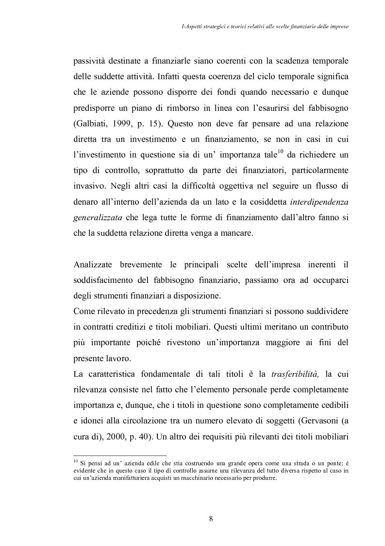 Anteprima della tesi: Opportunità di crescita delle Pmi e private equity, Pagina 12
