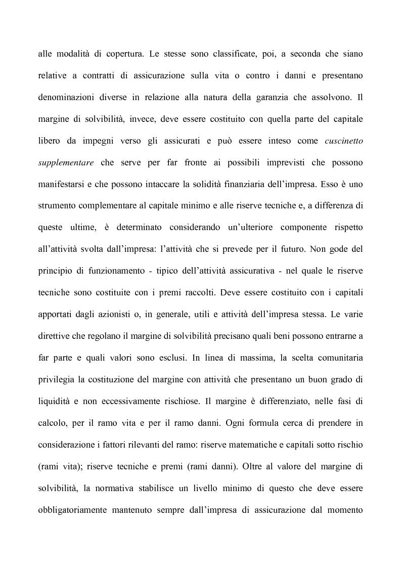 Anteprima della tesi: Profili critici della patrimonializzazione degli intermediari assicurativi e creditizi, Pagina 4