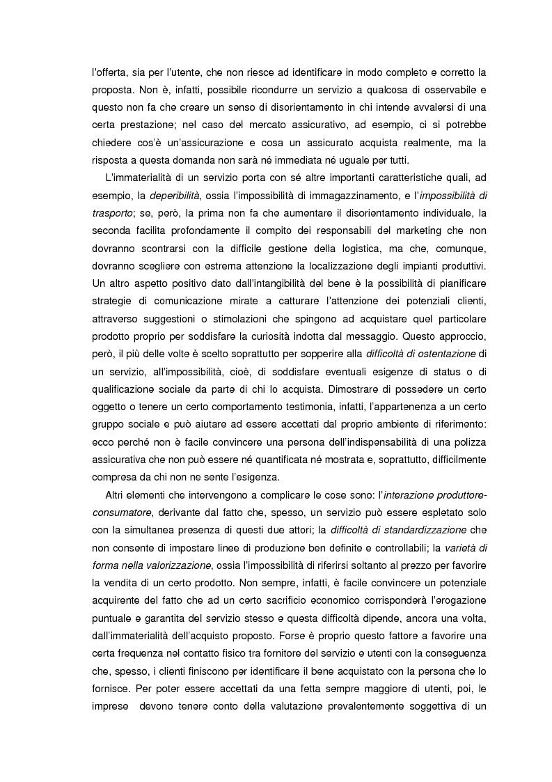 Anteprima della tesi: L'information technology nelle compagnie di assicurazione: programmazione di un consulente virtuale, Pagina 11