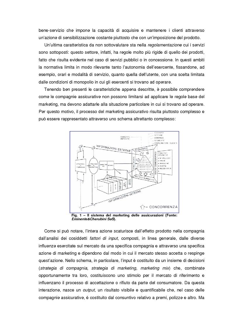 Anteprima della tesi: L'information technology nelle compagnie di assicurazione: programmazione di un consulente virtuale, Pagina 12