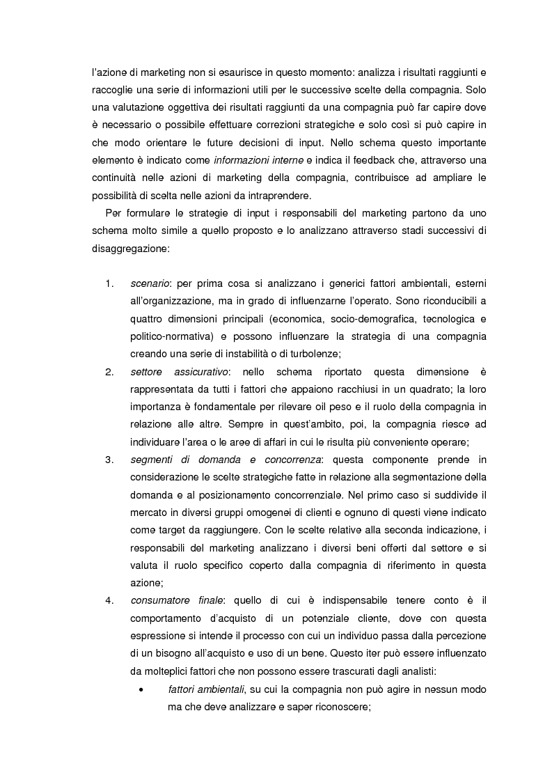 Anteprima della tesi: L'information technology nelle compagnie di assicurazione: programmazione di un consulente virtuale, Pagina 13