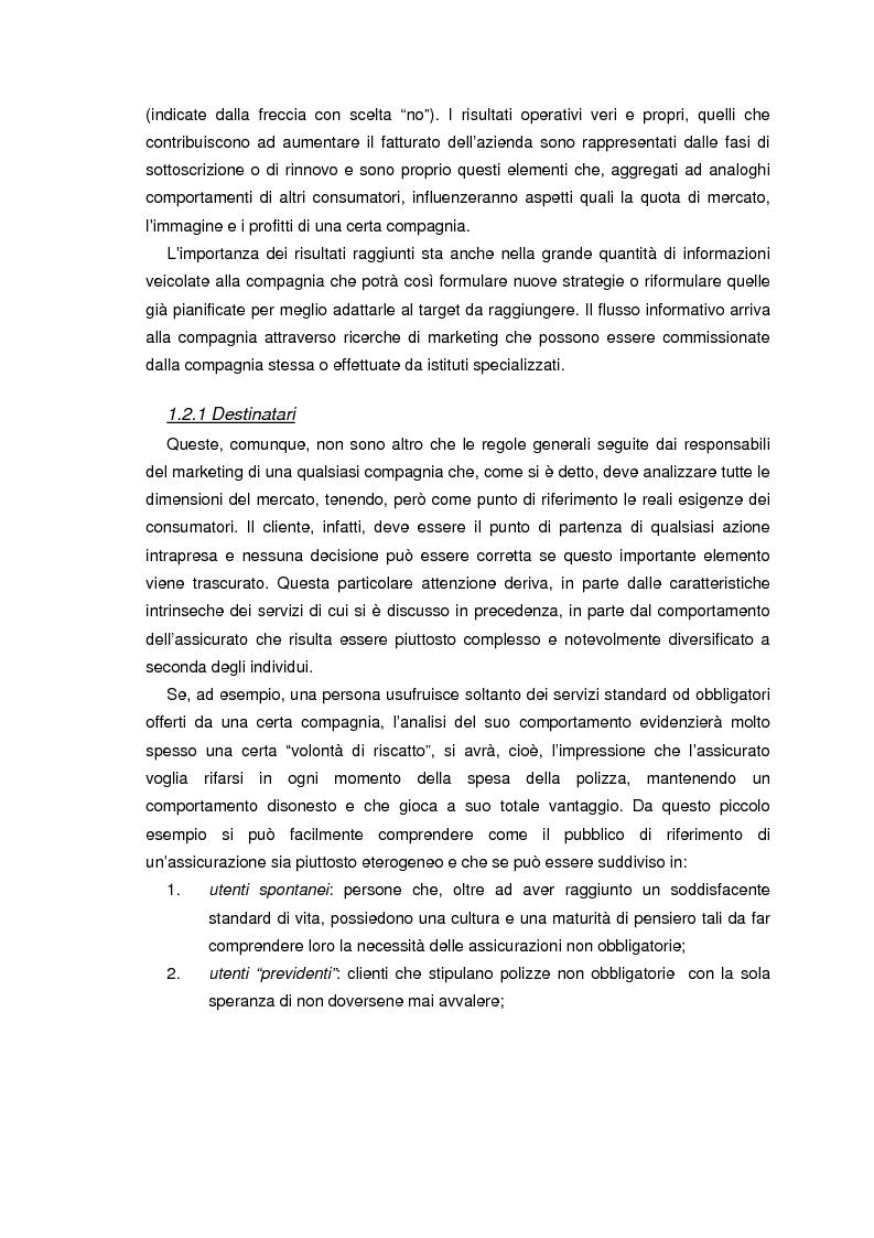 Anteprima della tesi: L'information technology nelle compagnie di assicurazione: programmazione di un consulente virtuale, Pagina 15