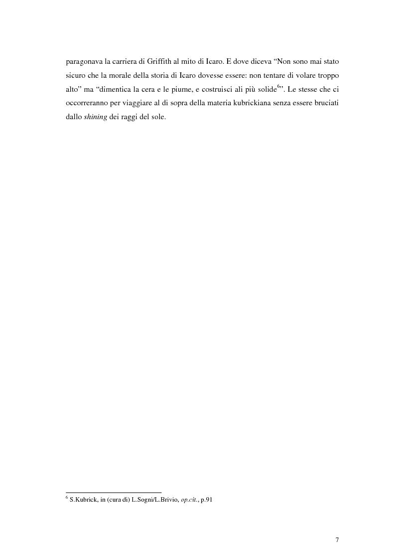 Anteprima della tesi: The Shining e la sua organizzazione spazio-temporale, Pagina 3