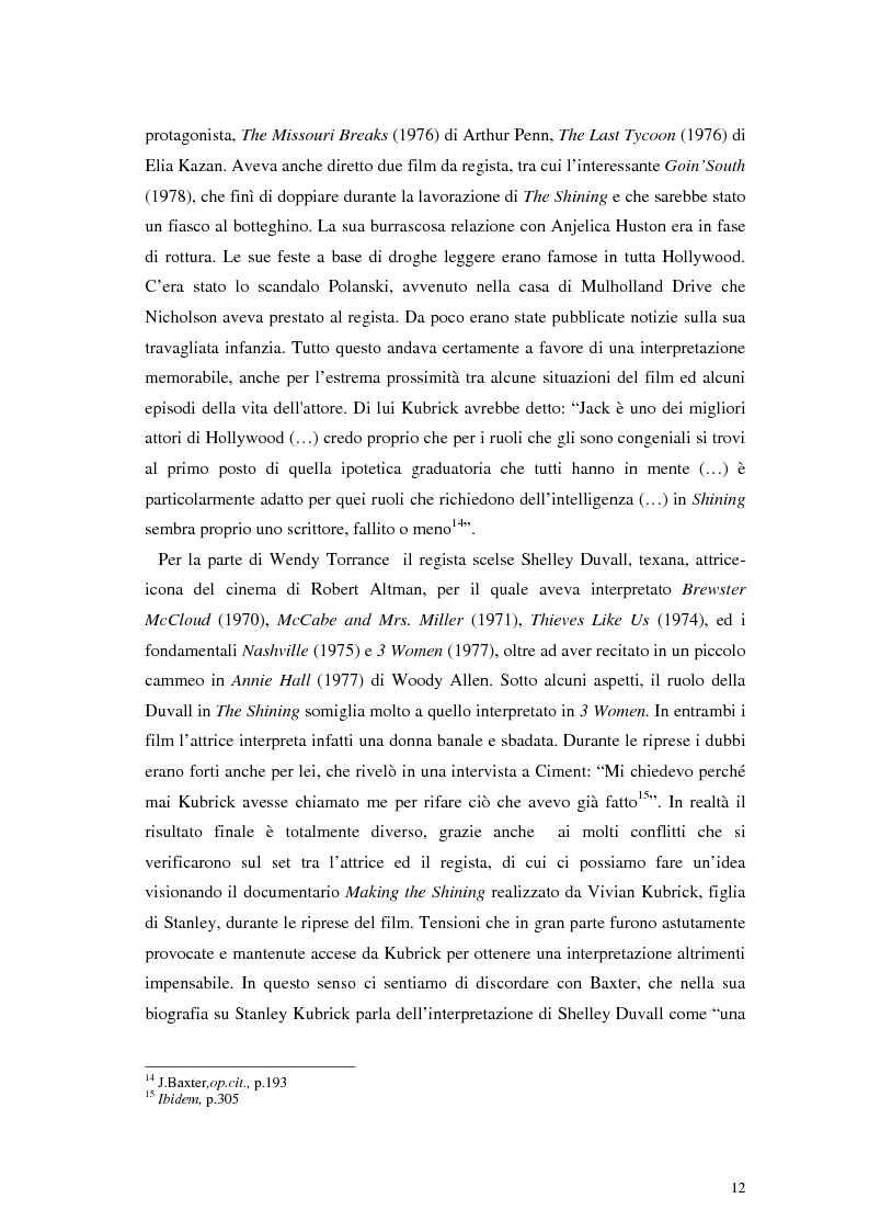 Anteprima della tesi: The Shining e la sua organizzazione spazio-temporale, Pagina 8