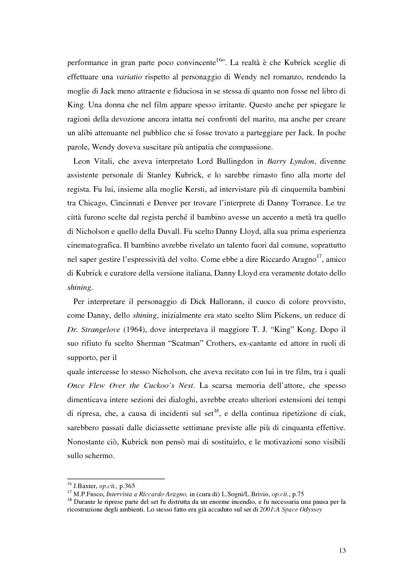 Anteprima della tesi: The Shining e la sua organizzazione spazio-temporale, Pagina 9
