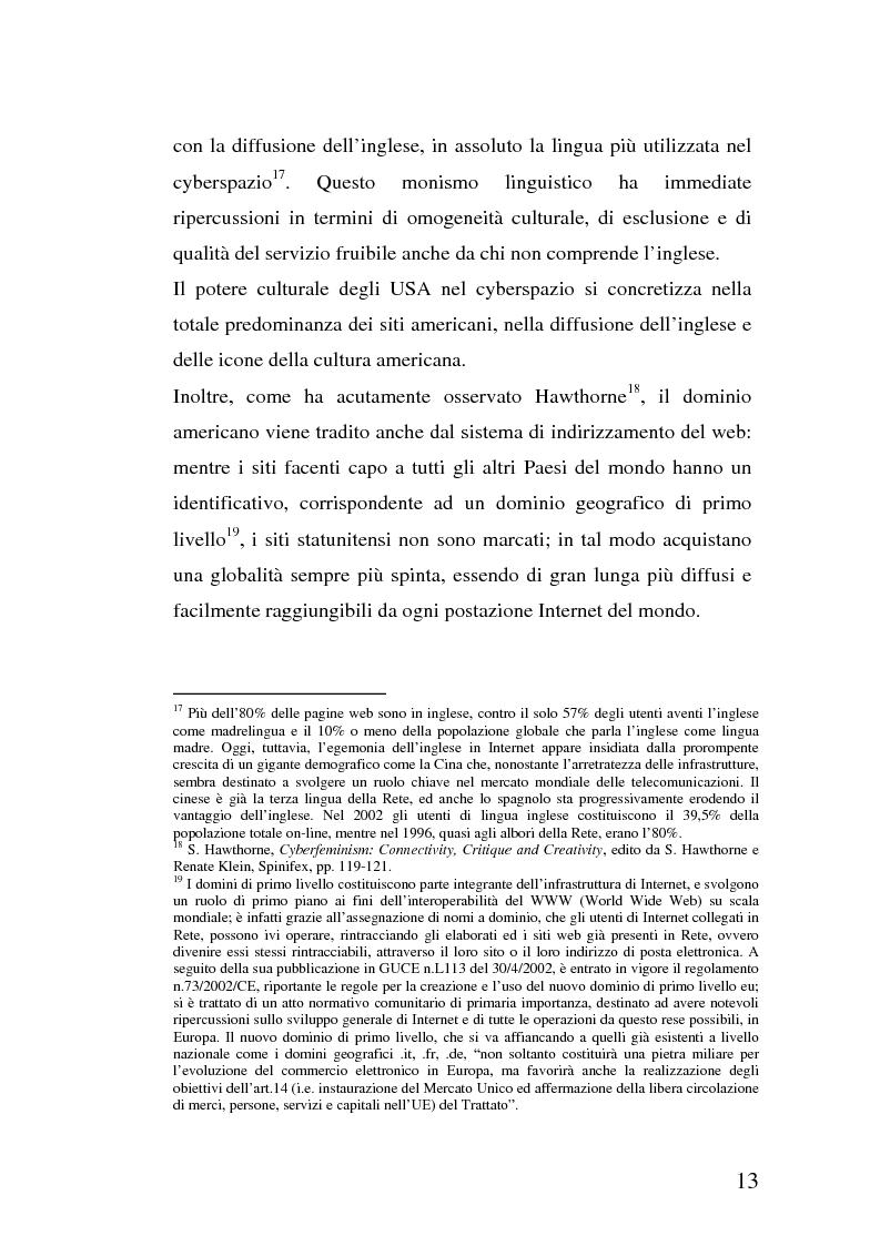 Anteprima della tesi: La multidimensionalità del digital divide e il ruolo della Pubblica Amministrazione, Pagina 12