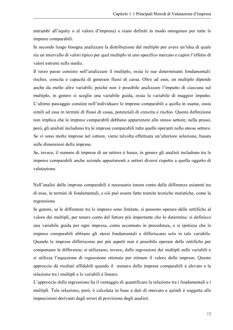 Anteprima della tesi: Il contributo dei fattori intangibili nella valutazione d'impresa, Pagina 12