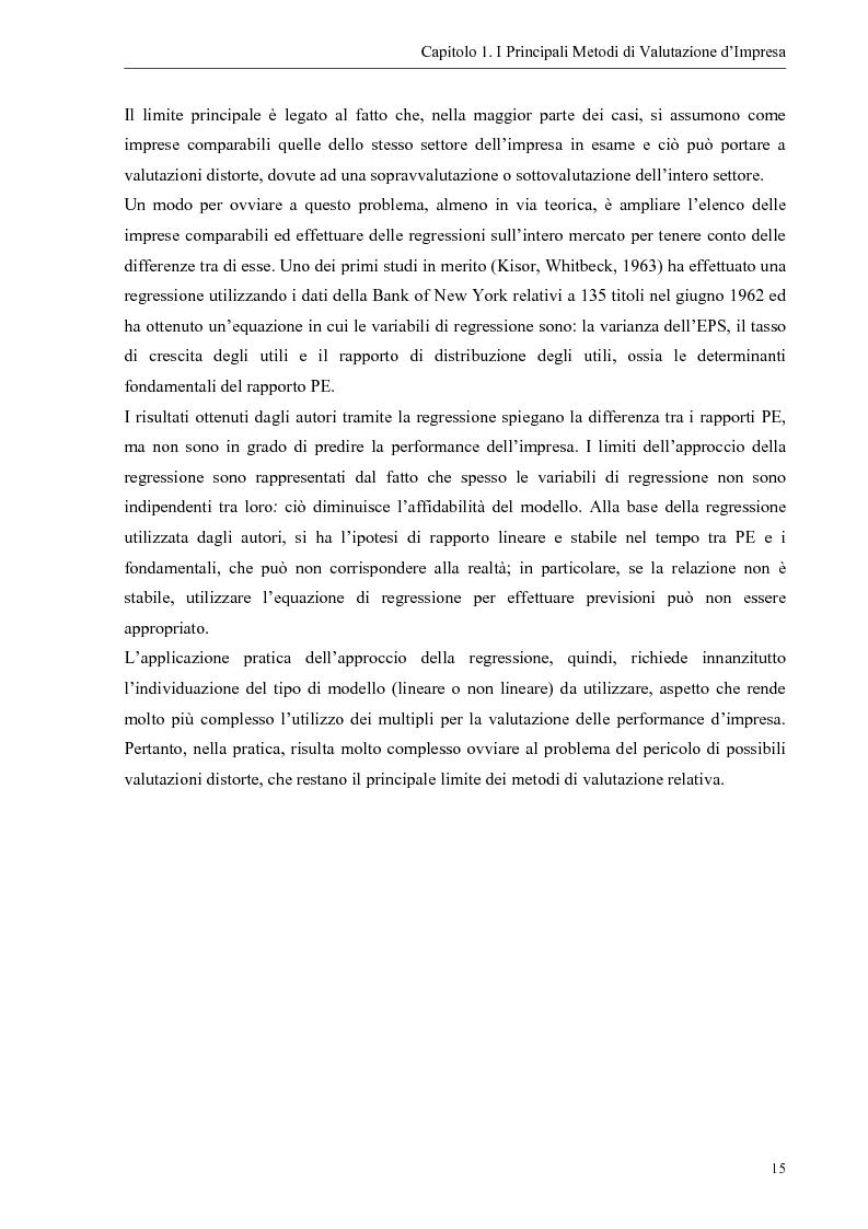 Anteprima della tesi: Il contributo dei fattori intangibili nella valutazione d'impresa, Pagina 15