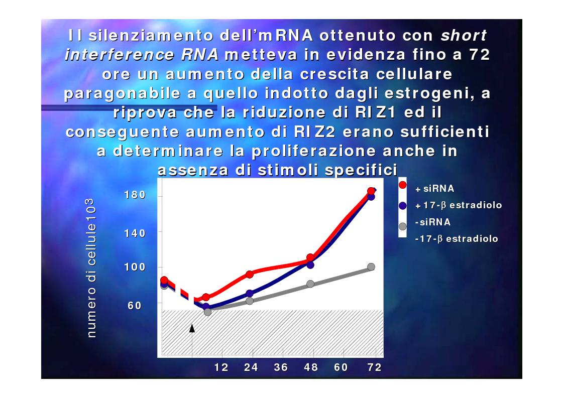 Anteprima della tesi: Prodotti del gene RIZ/PRDM2 nella proliferazione cellulare e differenziamento in vitro, Pagina 11