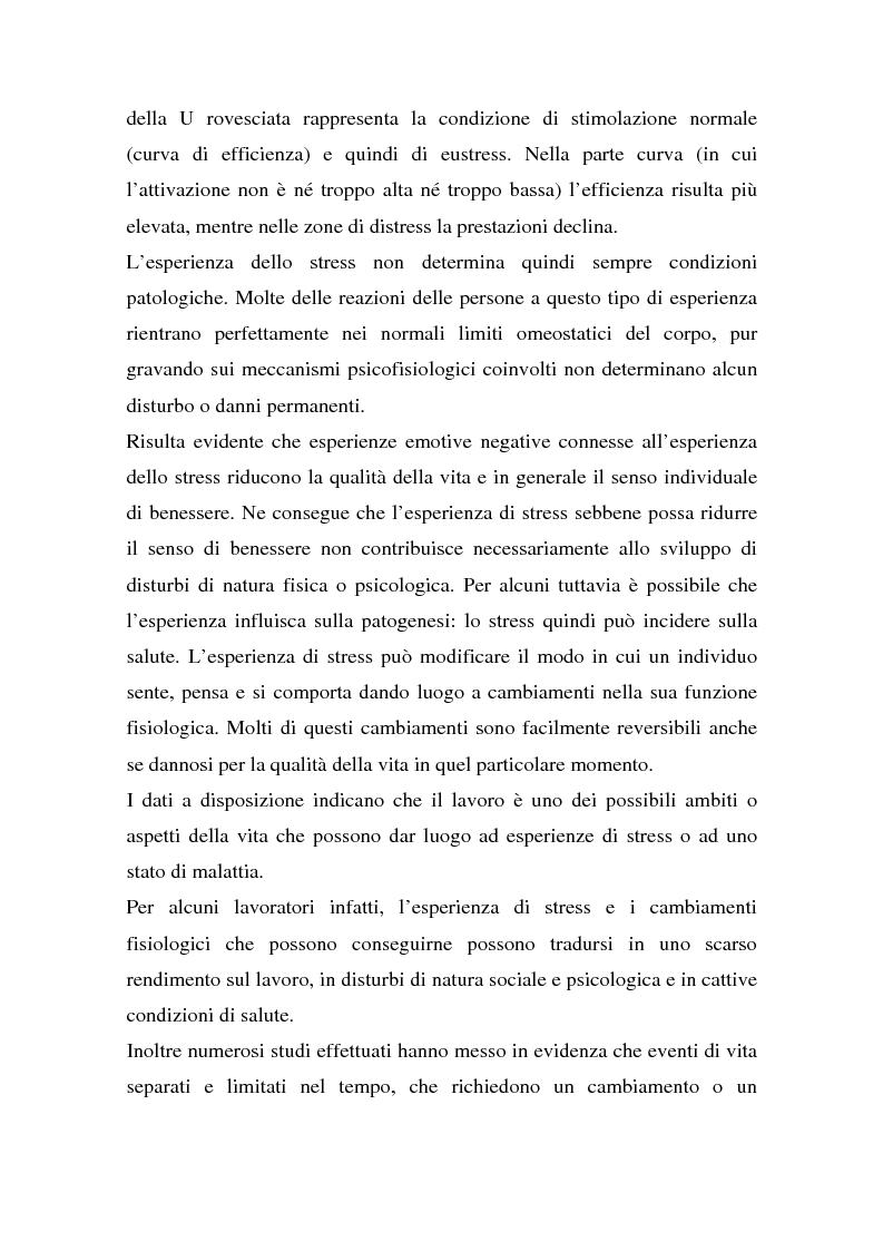 Anteprima della tesi: Ruolo dei fattori psicosociali nella patologia muscolo-scheletrica dell'arto superiore: studio sperimentale, Pagina 5