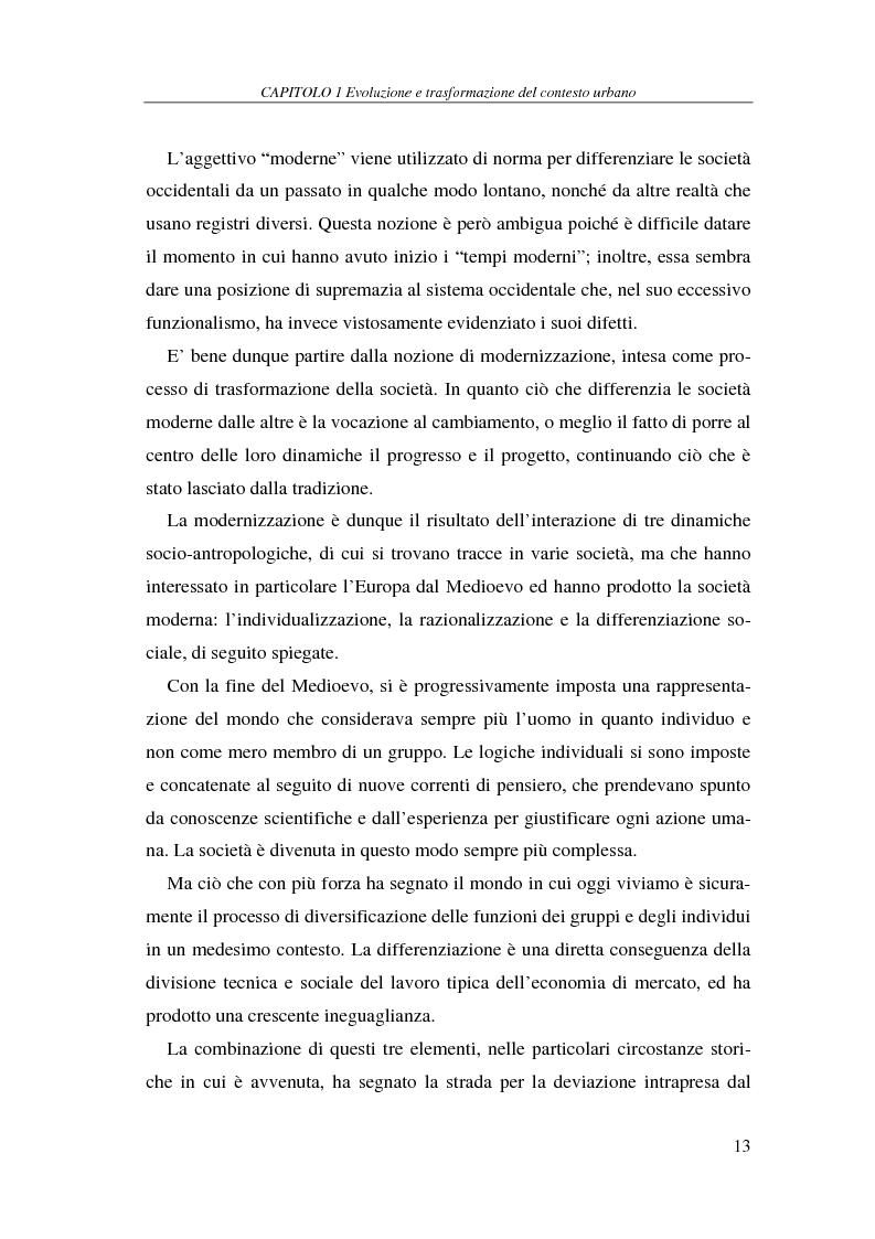 Anteprima della tesi: Le politiche urbane integrate e la questione del genere. Il caso di Grenoble, Pagina 10