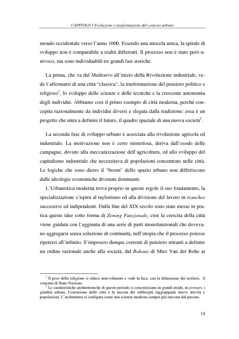 Anteprima della tesi: Le politiche urbane integrate e la questione del genere. Il caso di Grenoble, Pagina 11