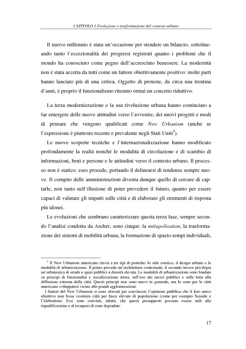 Anteprima della tesi: Le politiche urbane integrate e la questione del genere. Il caso di Grenoble, Pagina 14