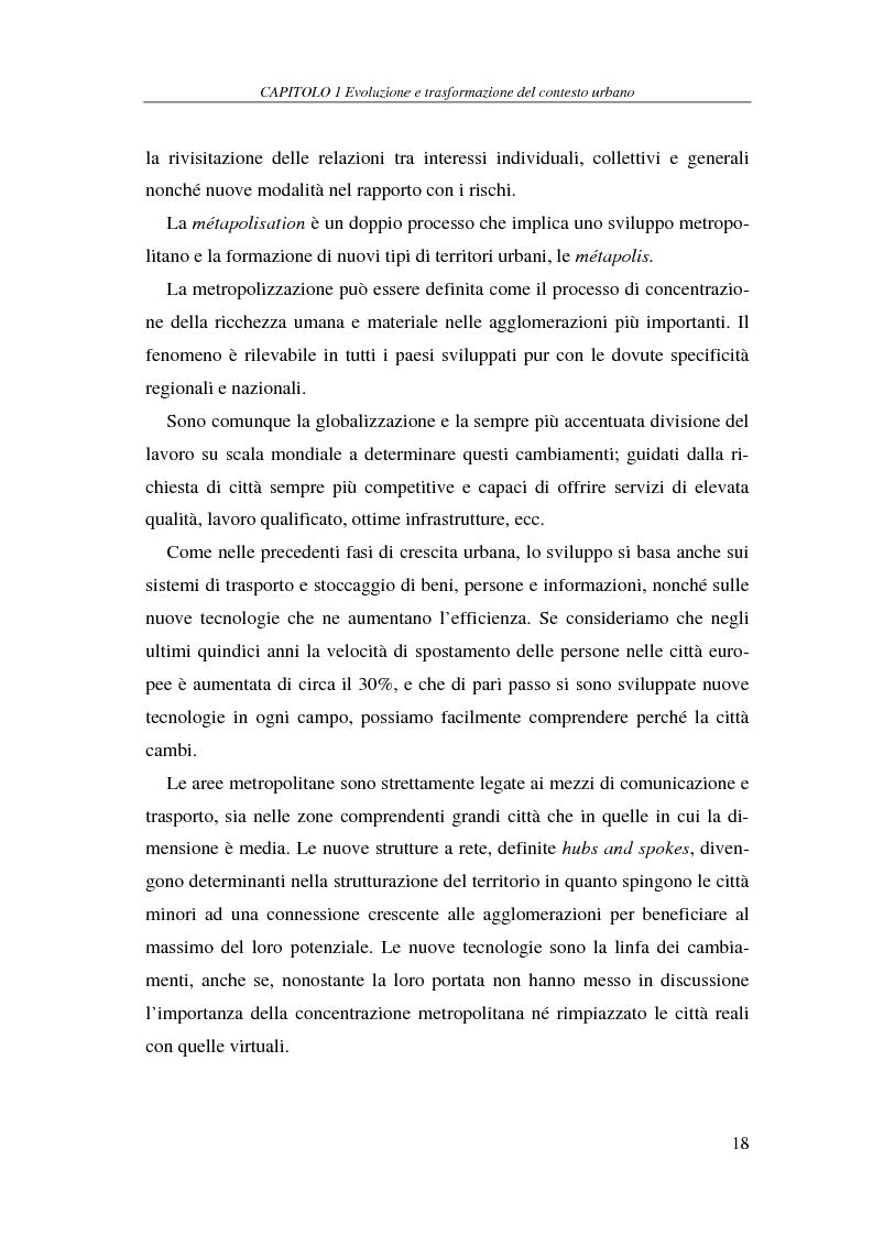 Anteprima della tesi: Le politiche urbane integrate e la questione del genere. Il caso di Grenoble, Pagina 15