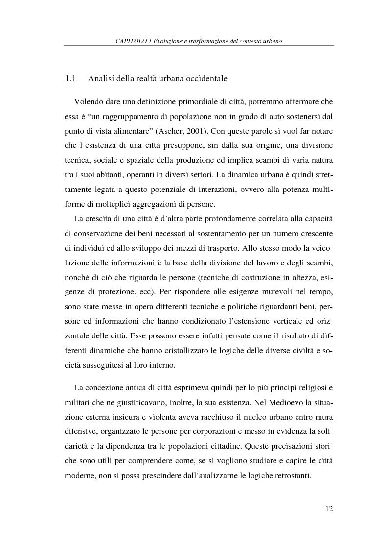 Anteprima della tesi: Le politiche urbane integrate e la questione del genere. Il caso di Grenoble, Pagina 9