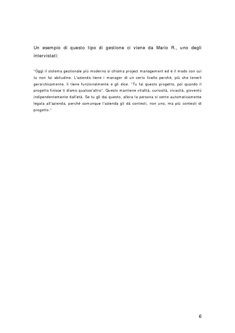 Anteprima della tesi: Nuovi percorsi professionali: le carriere senza confini, Pagina 4