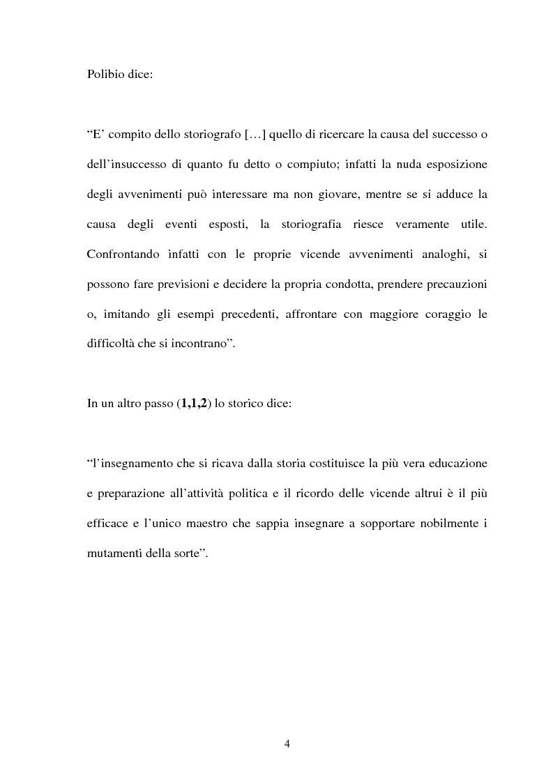Anteprima della tesi: I frammenti di Sempronio Asellione, Pagina 4