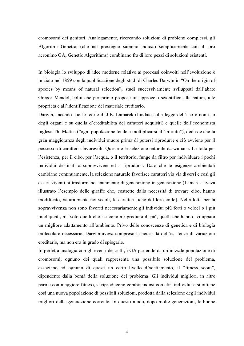 Anteprima della tesi: Un procedimento di seeding per algoritmi genetici applicati al flow-shop, Pagina 2