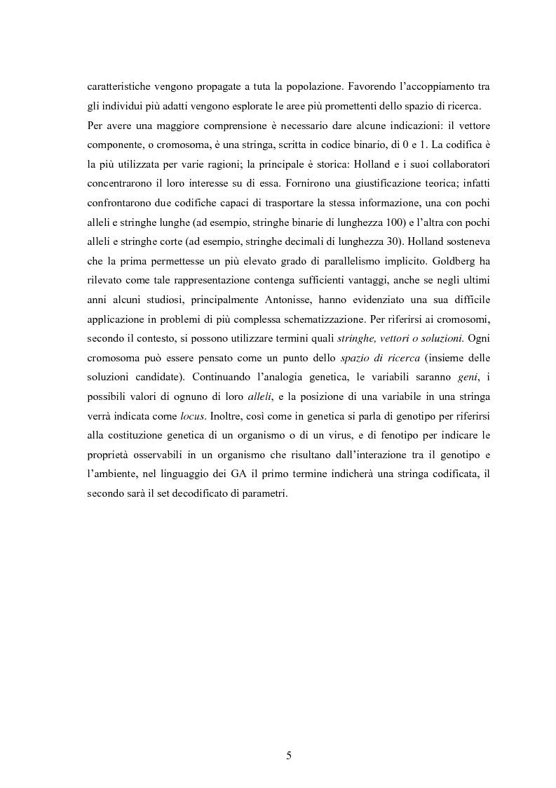 Anteprima della tesi: Un procedimento di seeding per algoritmi genetici applicati al flow-shop, Pagina 3