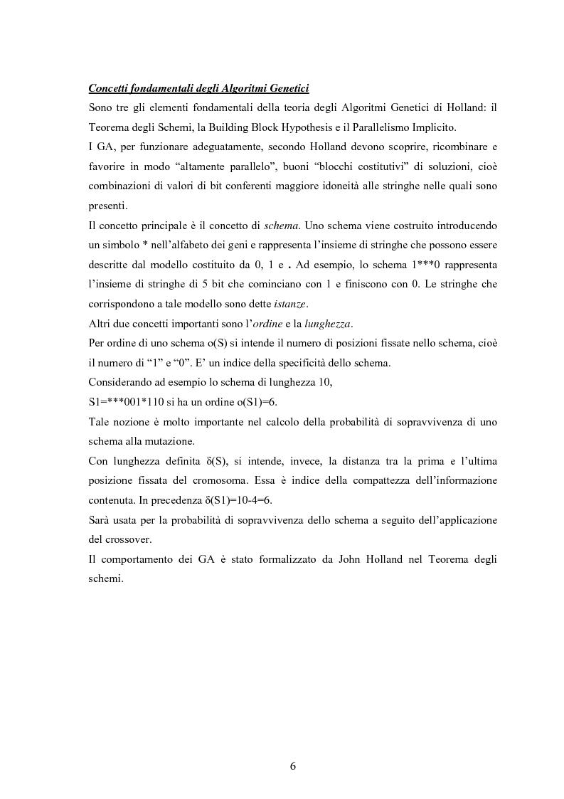 Anteprima della tesi: Un procedimento di seeding per algoritmi genetici applicati al flow-shop, Pagina 4