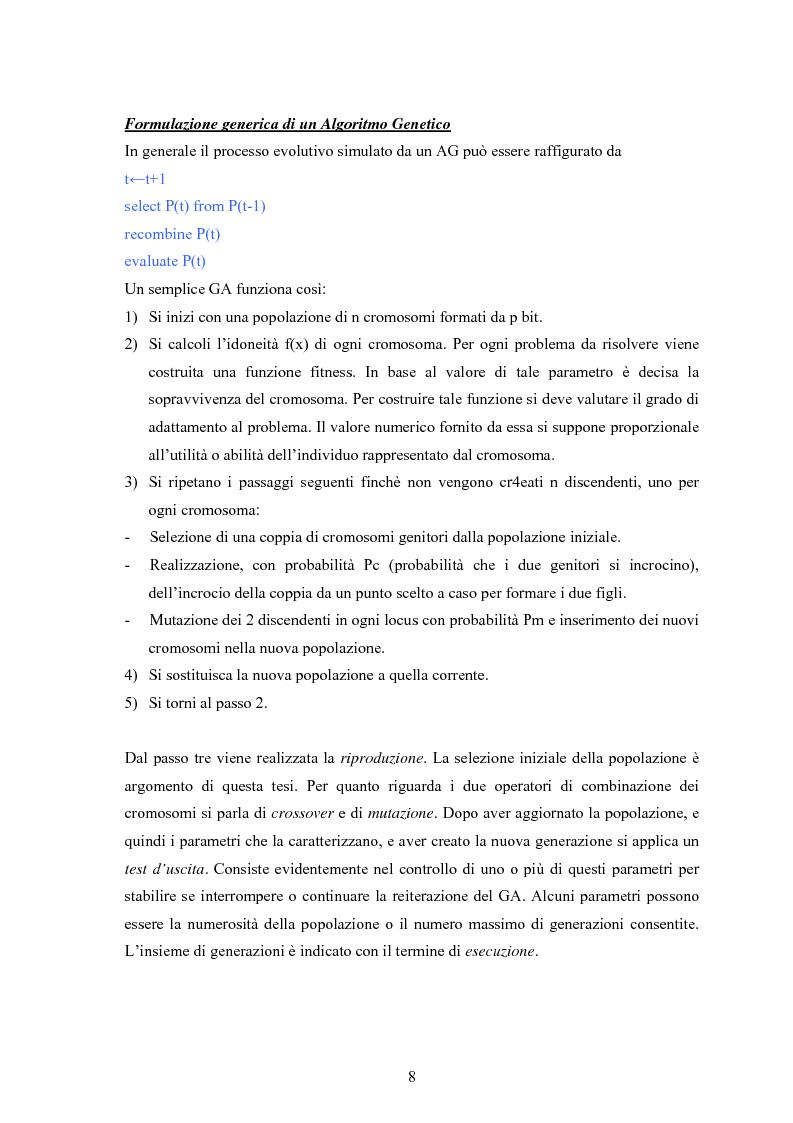 Anteprima della tesi: Un procedimento di seeding per algoritmi genetici applicati al flow-shop, Pagina 6