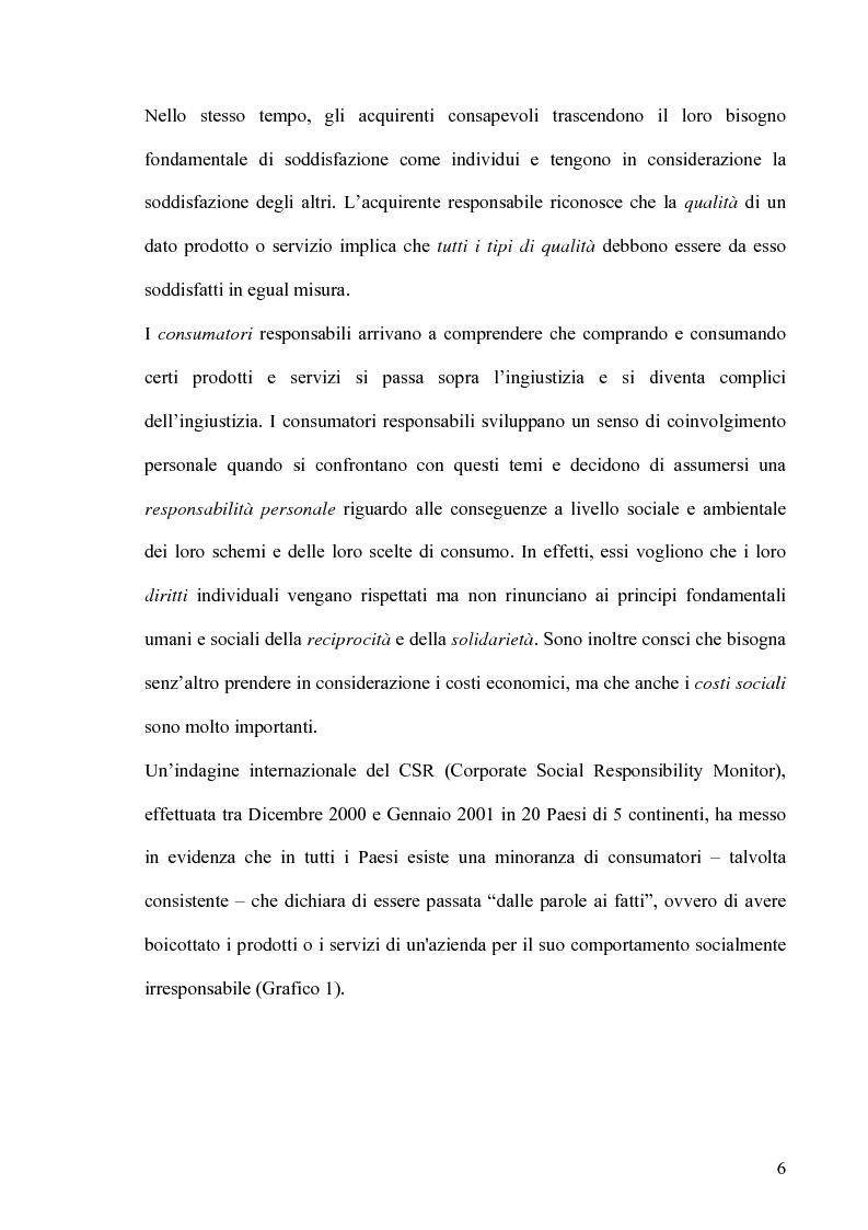 Anteprima della tesi: Altruismo, etica e modelli economici: un'analisi dei recenti contributi, Pagina 4