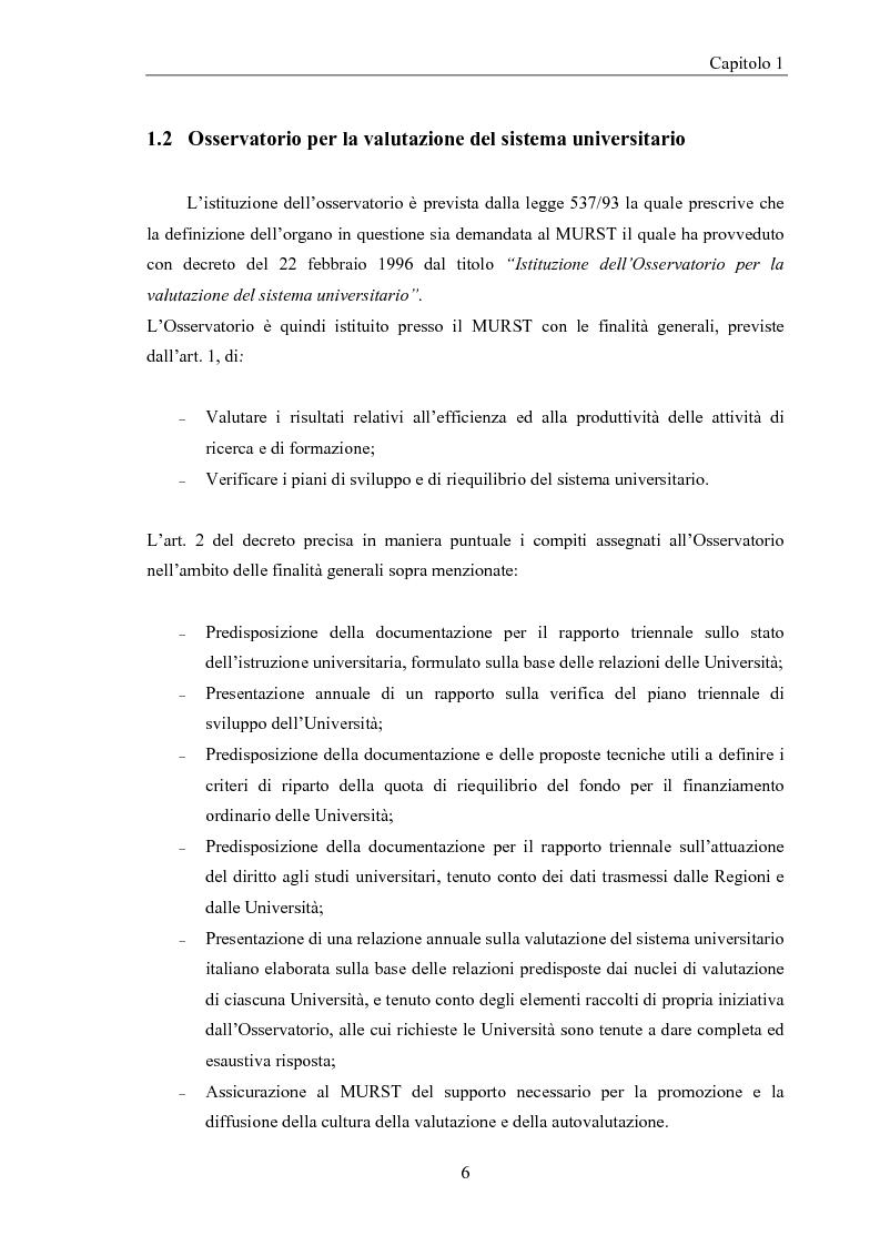 Anteprima della tesi: La valutazione della didattica dell'ateneo Modenese. Un approccio fuzzy, Pagina 5