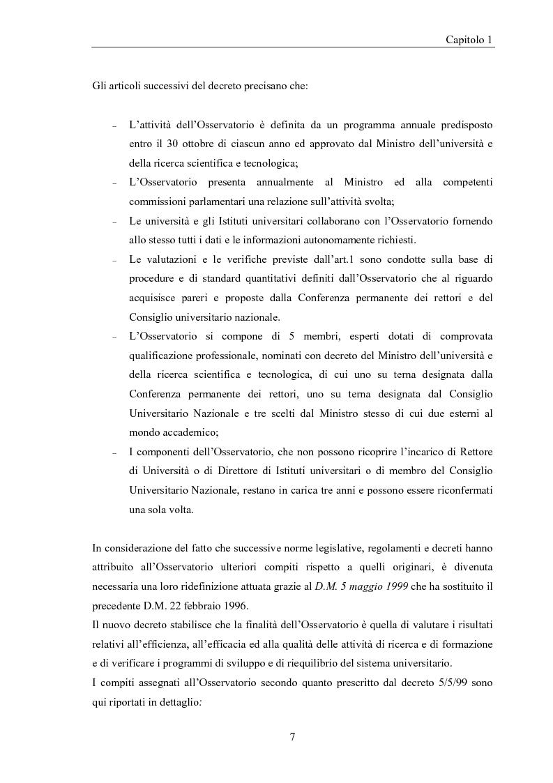 Anteprima della tesi: La valutazione della didattica dell'ateneo Modenese. Un approccio fuzzy, Pagina 6