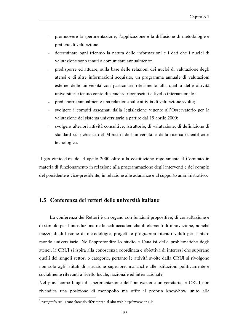 Anteprima della tesi: La valutazione della didattica dell'ateneo Modenese. Un approccio fuzzy, Pagina 9