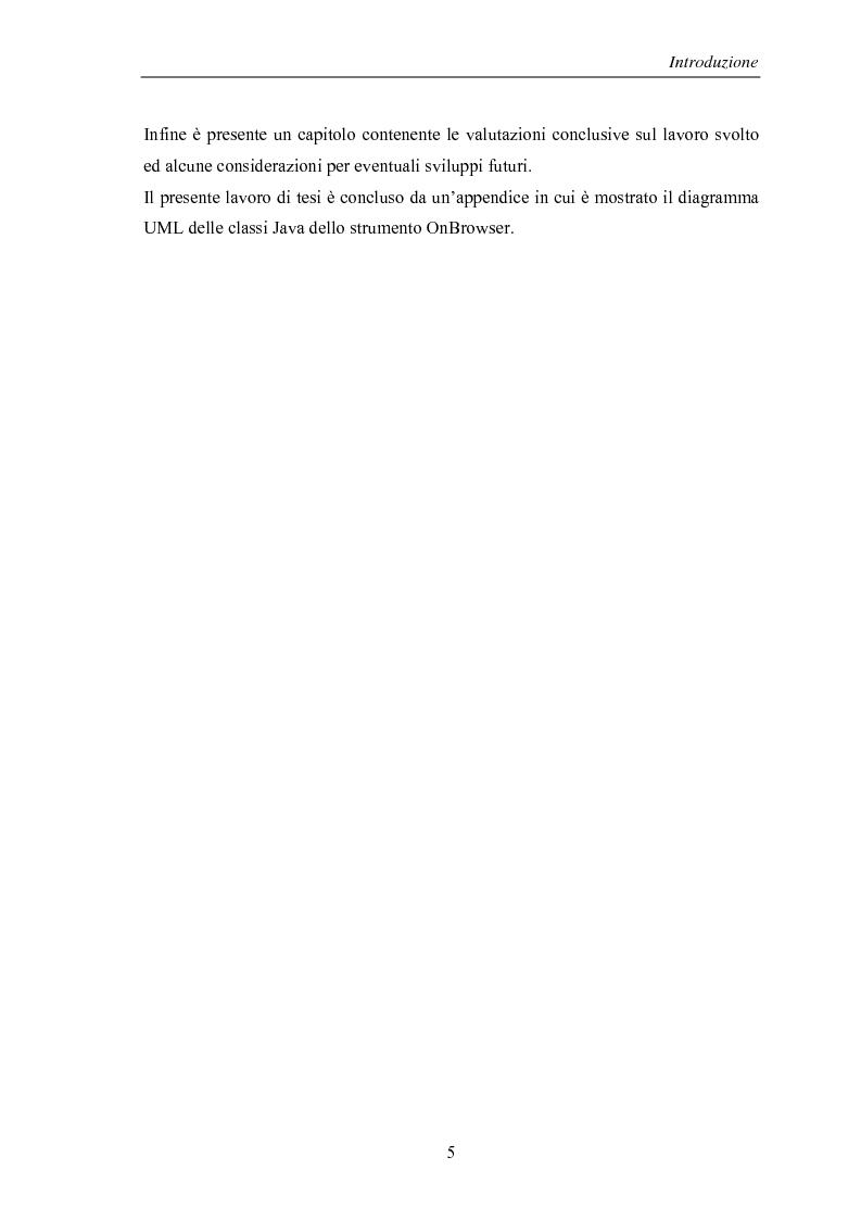 Anteprima della tesi: Visualizzazione ed elaborazione di ontologie: un'applicazione per la selezione di strumenti di data mining, Pagina 5