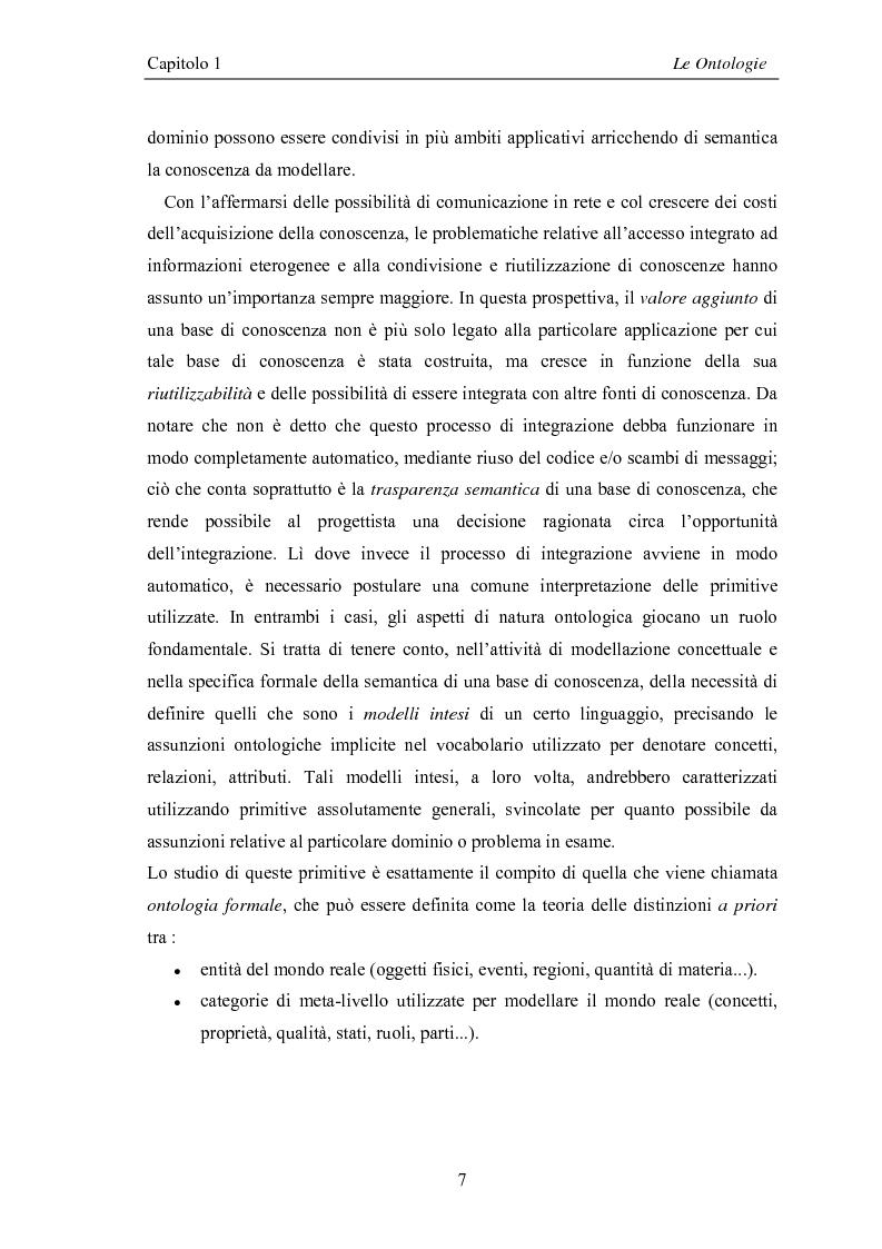 Anteprima della tesi: Visualizzazione ed elaborazione di ontologie: un'applicazione per la selezione di strumenti di data mining, Pagina 7
