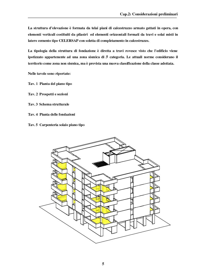 Anteprima della tesi: La modellazione del nucleo ascensore nella progettazione di un edificio intelaiato di cemento armato, Pagina 5