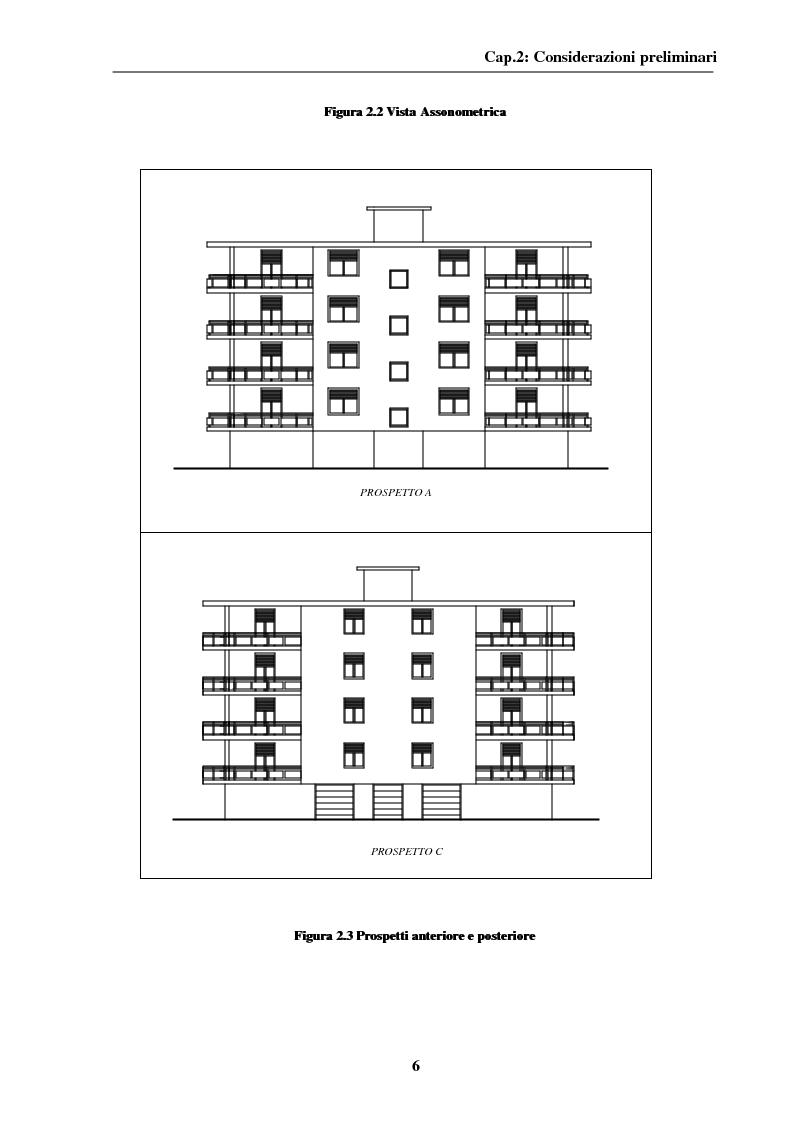 Anteprima della tesi: La modellazione del nucleo ascensore nella progettazione di un edificio intelaiato di cemento armato, Pagina 6