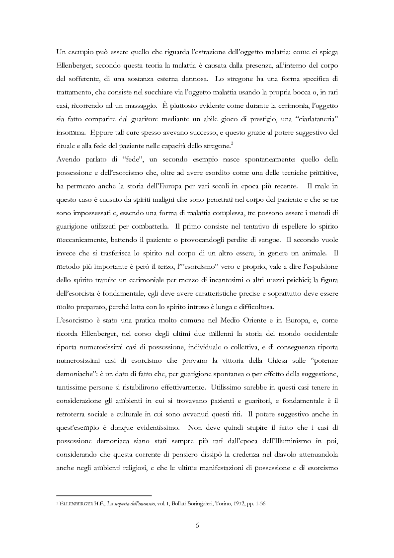 Anteprima della tesi: La psicoterapia ipnotica: Milton H. Erickson e i neo-ericksoniani, Pagina 4