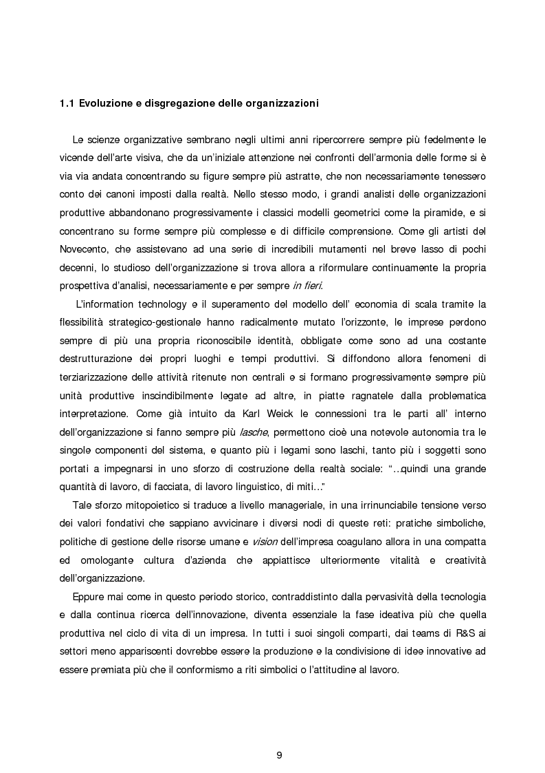 Anteprima della tesi: Uguali e diversi: il diversity management. Il caso Ikea, Pagina 4