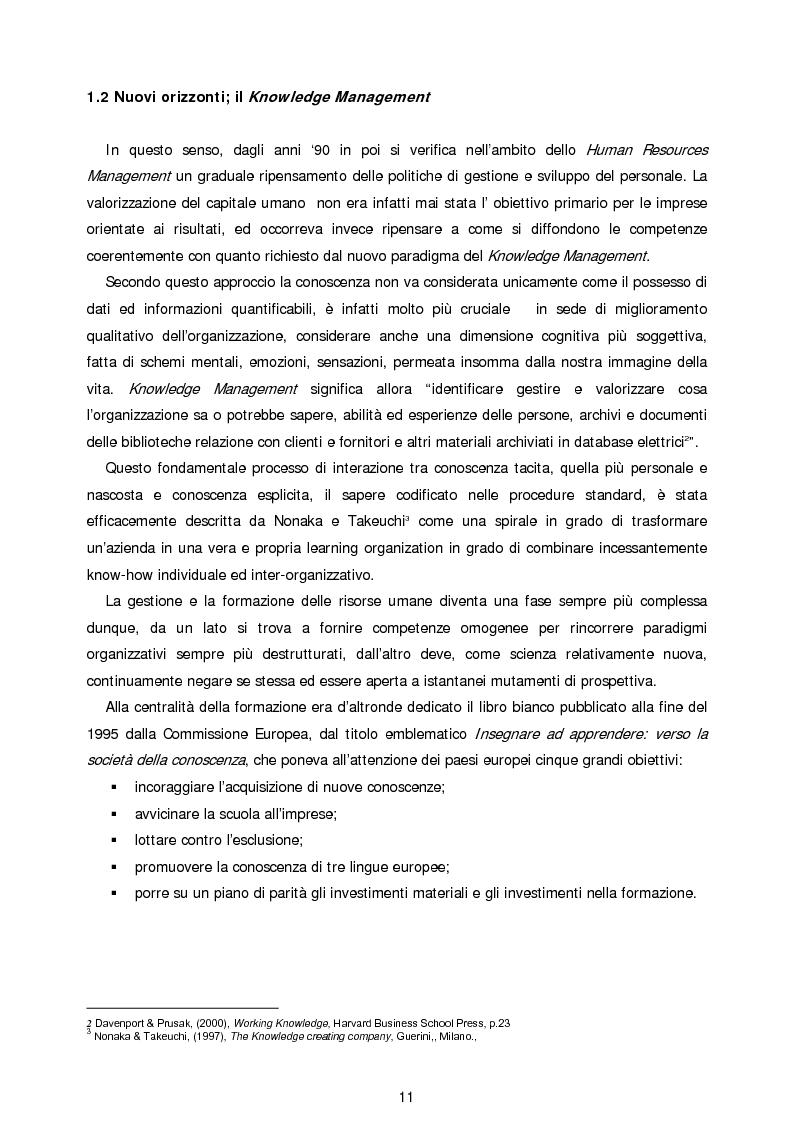 Anteprima della tesi: Uguali e diversi: il diversity management. Il caso Ikea, Pagina 6