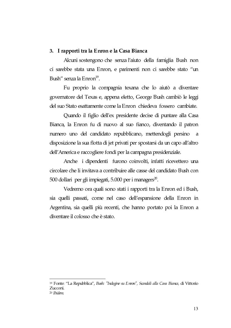Anteprima della tesi: Principi di governance negli Usa: il caso Enron, Pagina 15