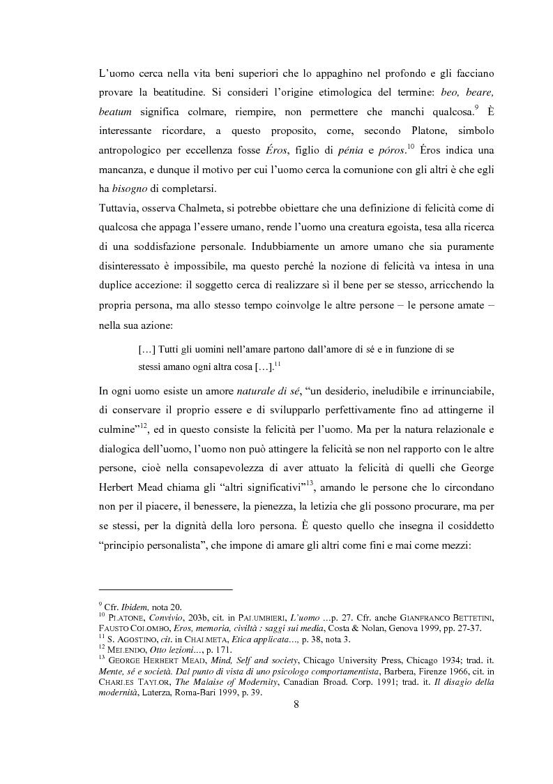 Anteprima della tesi: Le dinamiche di relazione familiare nella serie televisiva ''I Soprano'', Pagina 8