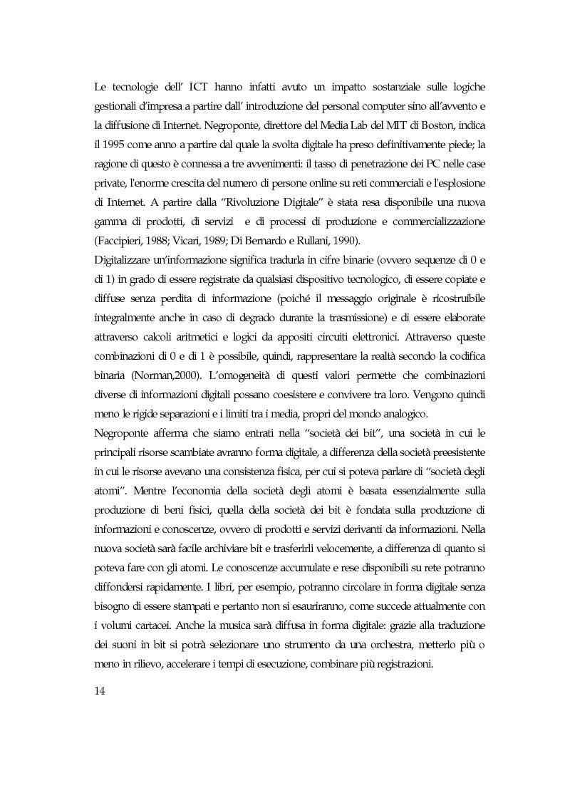 Anteprima della tesi: Convergenza digitale: un'analisi nel settore musicale, Pagina 8