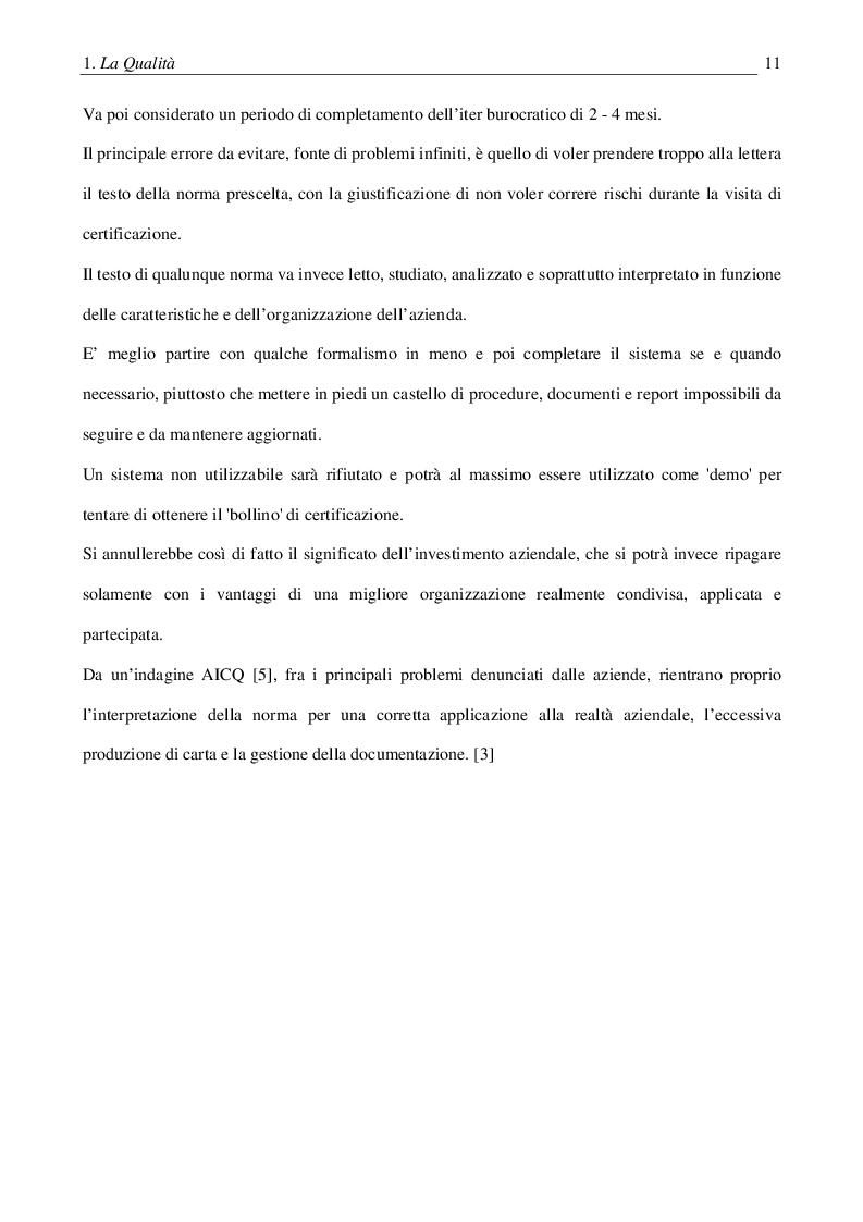 Anteprima della tesi: Certificazione del software: problemi e metodi, Pagina 12