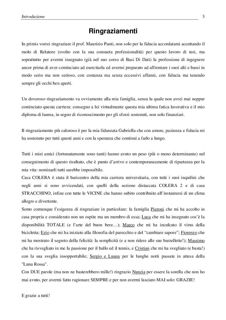 Anteprima della tesi: Certificazione del software: problemi e metodi, Pagina 4