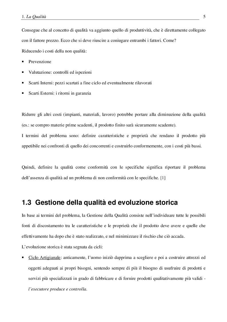 Anteprima della tesi: Certificazione del software: problemi e metodi, Pagina 6
