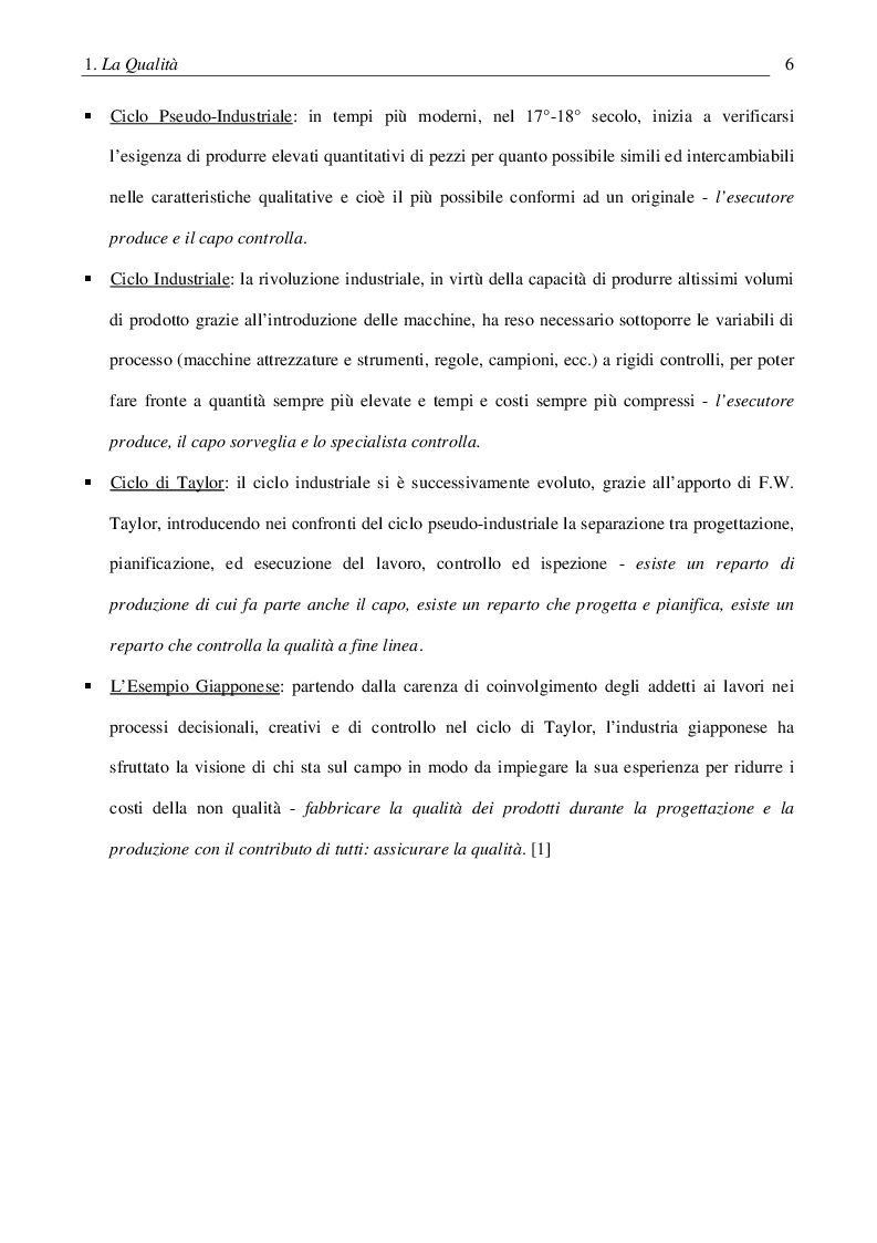 Anteprima della tesi: Certificazione del software: problemi e metodi, Pagina 7