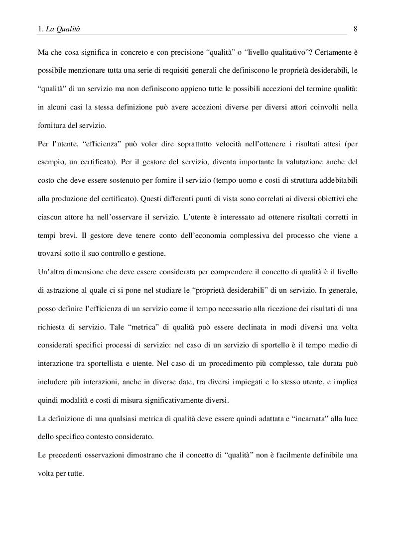 Anteprima della tesi: Certificazione del software: problemi e metodi, Pagina 9