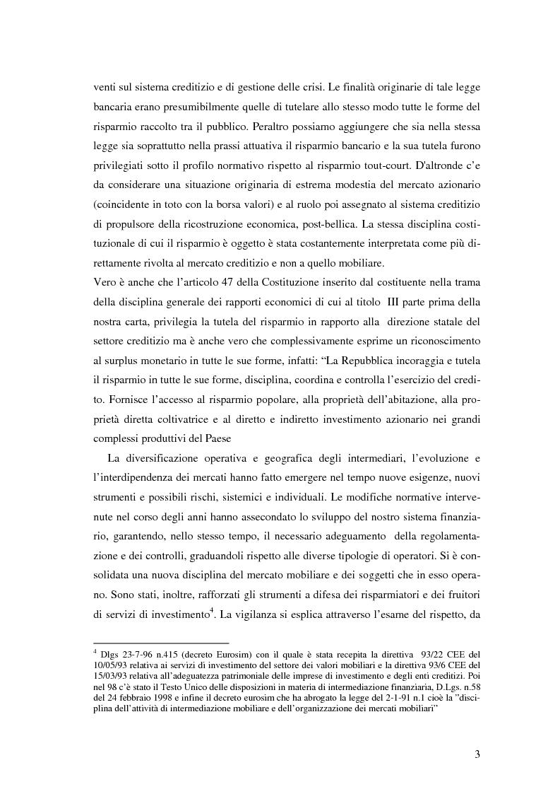 Anteprima della tesi: L'impatto di Internet sul risparmio, Pagina 12