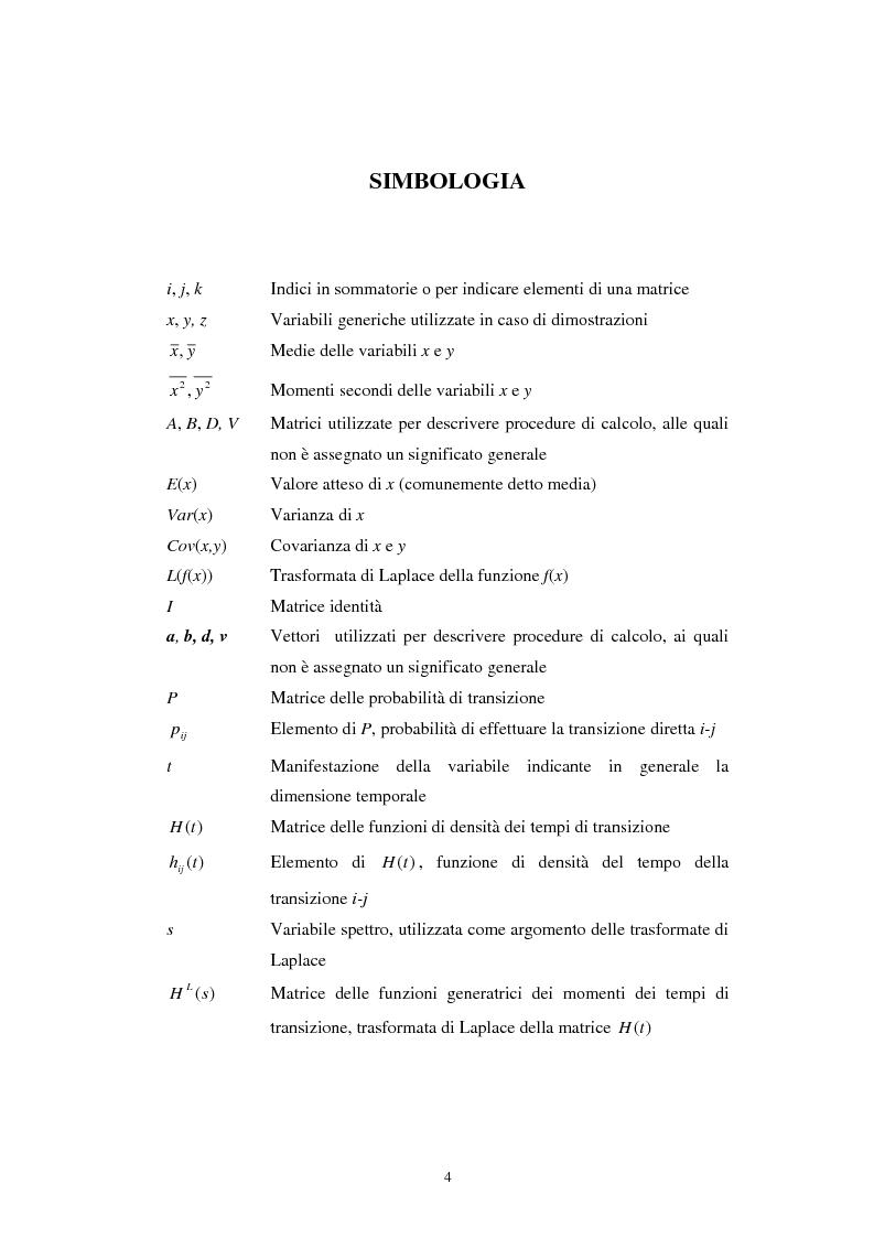 Anteprima della tesi: Modelli teorici per il risk management, Pagina 1