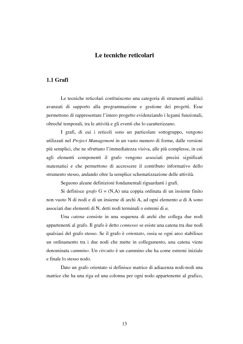Anteprima della tesi: Modelli teorici per il risk management, Pagina 6