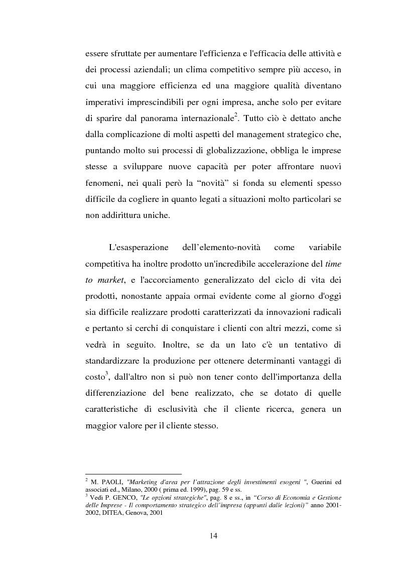 Anteprima della tesi: Analisi localizzativa di una base logistica a servizio del porto di Genova, Pagina 8