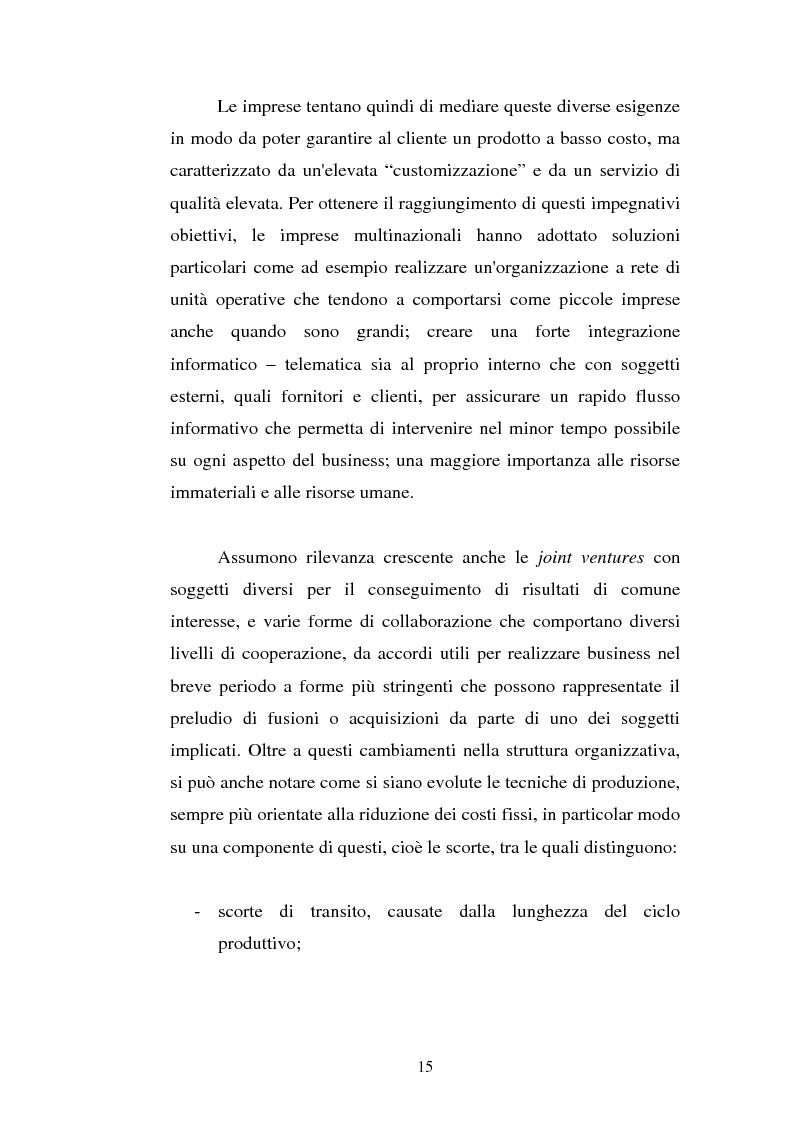 Anteprima della tesi: Analisi localizzativa di una base logistica a servizio del porto di Genova, Pagina 9