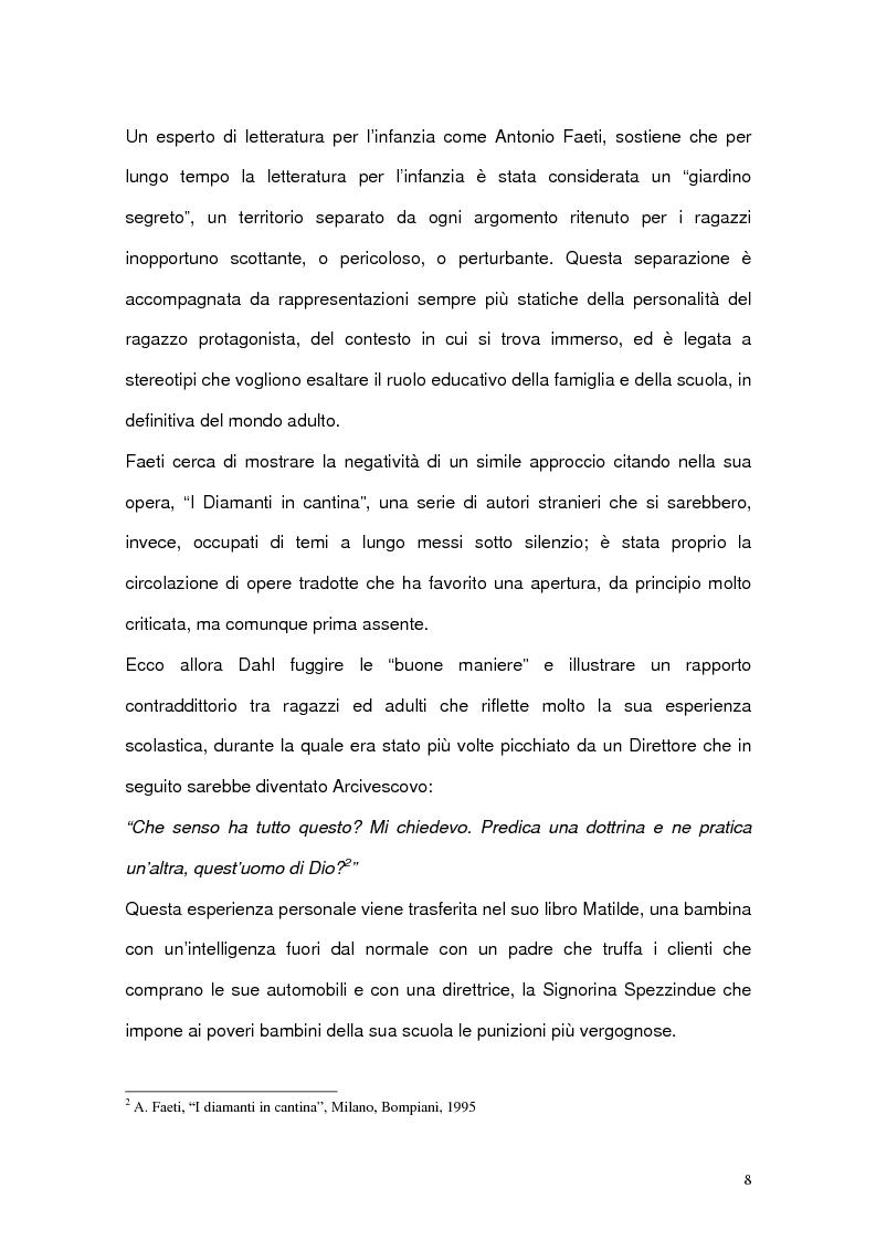 Anteprima della tesi: La funzione pedagogica di fumetti e manga, Pagina 6